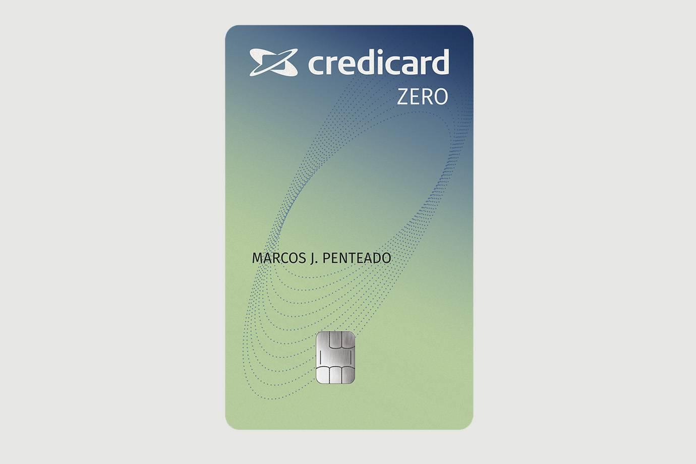 Cartão de Credito Credicard Zero