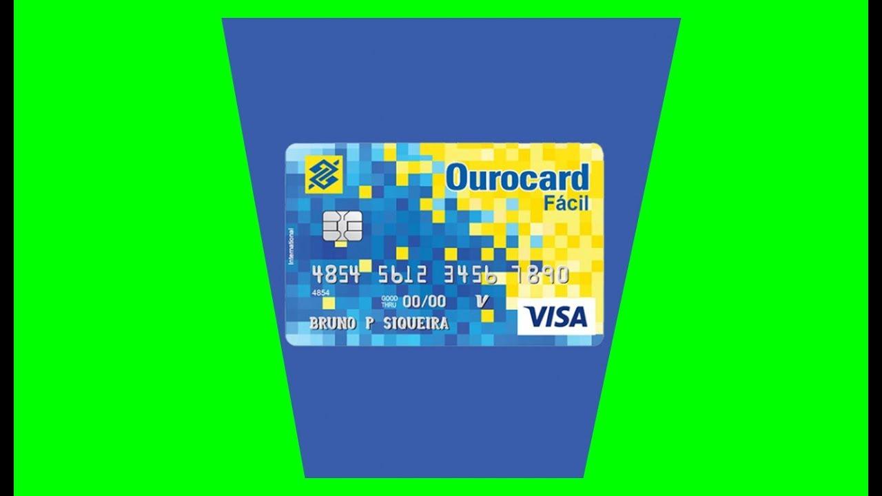 Cartão de CreditoOuroCardFácil